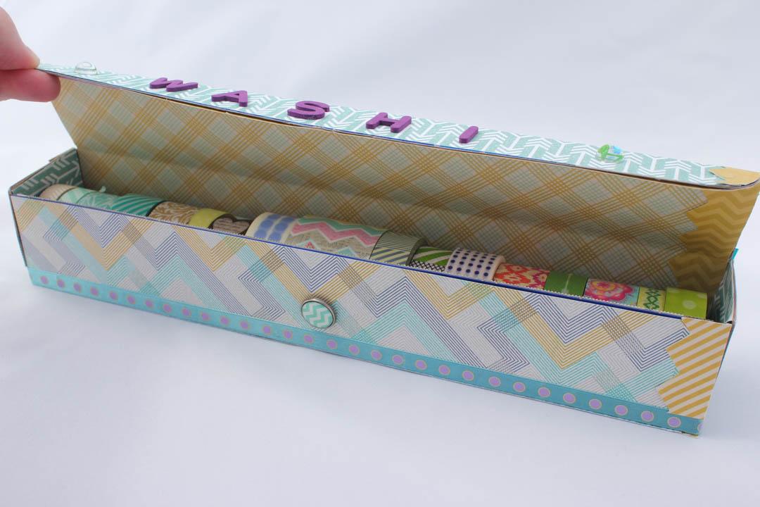 Washi Tape Storage How To
