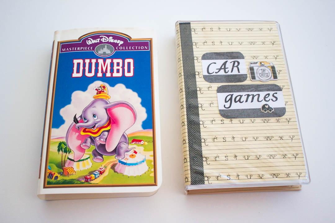 VHS Box Car Games Tutorial