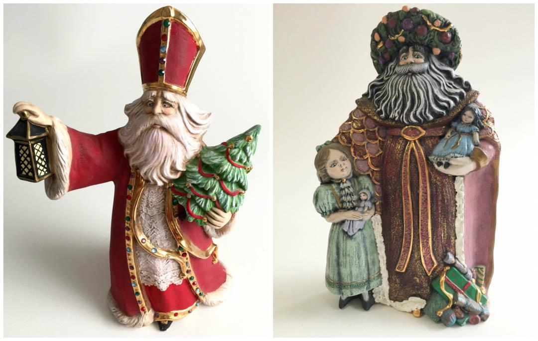 Christmas Ceramic Decorations