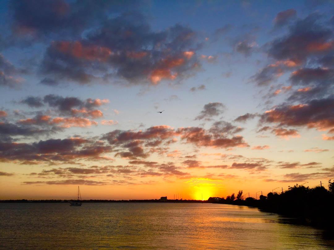 Sunset Photo by Amelia Woodbridge, Make Today Creative