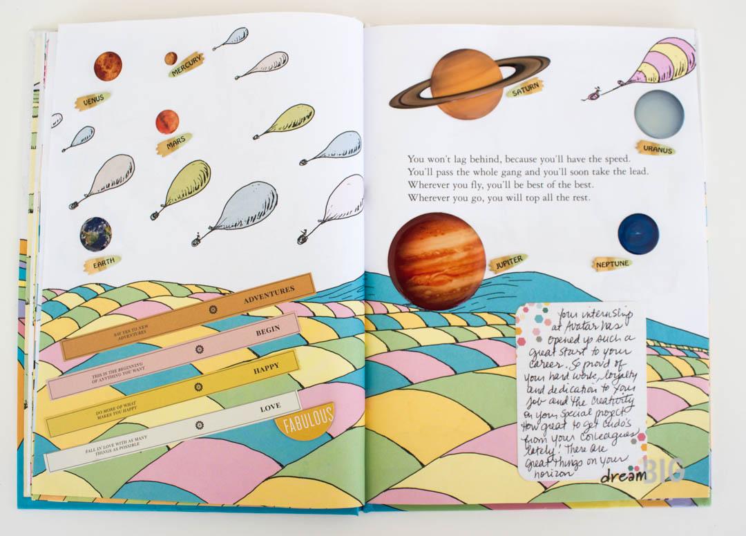 Altered Dr. Seuss Book