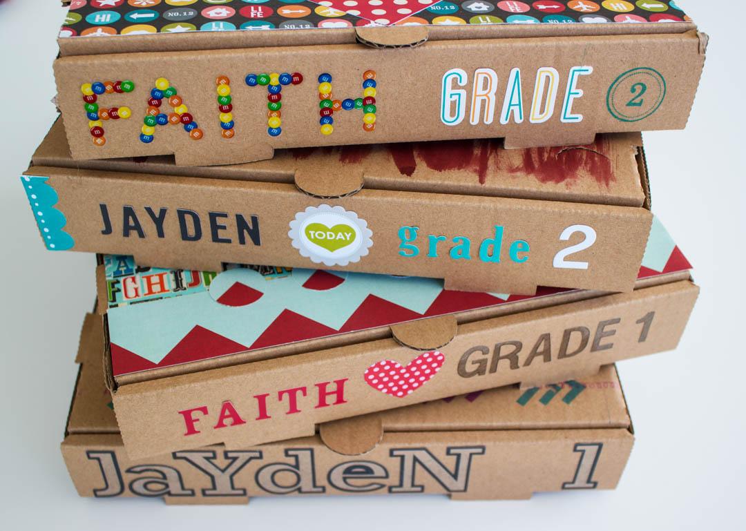 Pizza Box archive