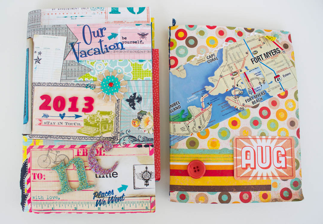 Vacation Mini Albums
