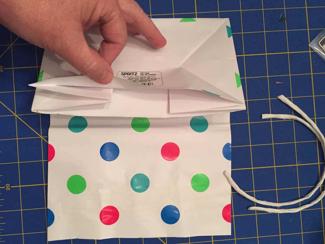 Gift Bag Card Tutorial