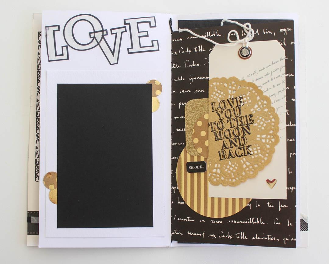 Wedding Theme Mini Album