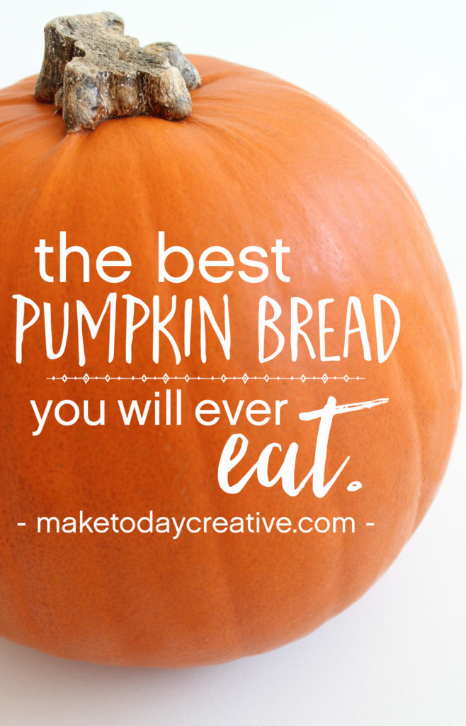 Best Pumpkin You'll Ever Eat
