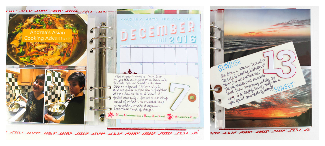 December Daily 2016