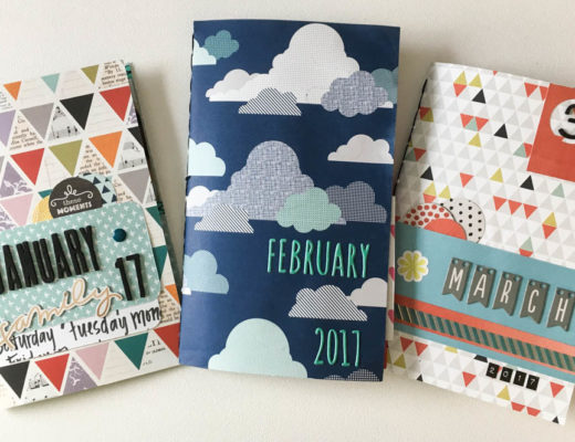 Mini Scrapbook Albums