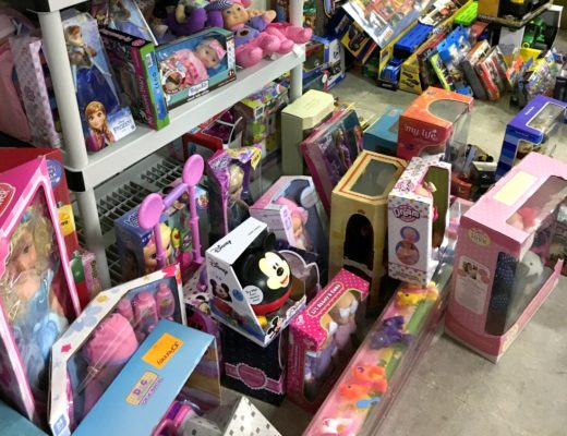 Giving Back: Toys for Tots