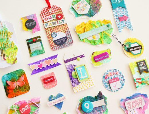 Easy Handmade embellishments