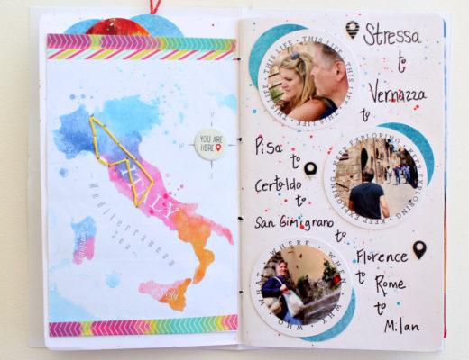 Travelers Notebook Mini Album